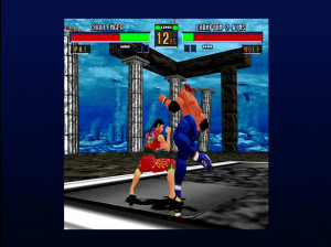 Virtua Fighter 2 - PS3