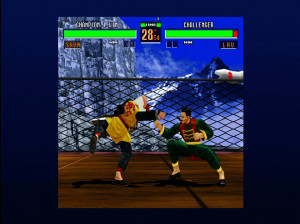 Virtua Fighter 2 - Xbox 360