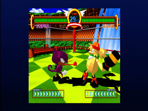Sonic the Fighters - Xbox 360