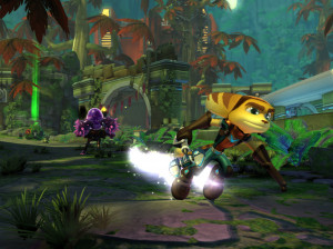 Ratchet & Clank : QForce - PS3