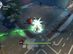 Les Cinq Légendes - PS3