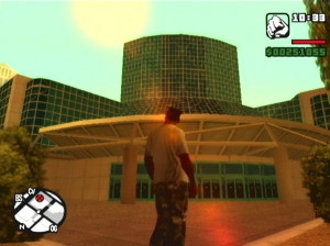Grand Theft Auto : San Andreas - Xbox