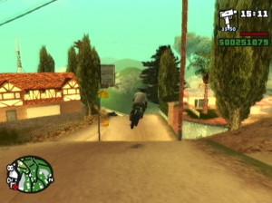 Grand Theft Auto : San Andreas - Xbox
