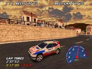 V-Rally 99 - Nintendo 64