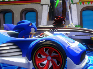 Sonic & All-Stars Racing : Transformed - Wii U