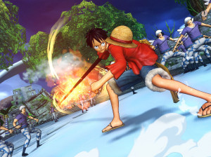 One Piece : Pirate Warriors 2 - PSVita