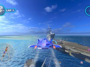 Sonic & All-Stars Racing : Transformed - PSVita