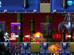 Mighty Switch Force ! Hyper Drive Edition - Wii U