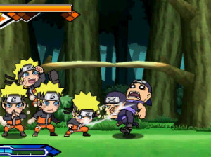 Naruto Powerful Shippuden - 3DS