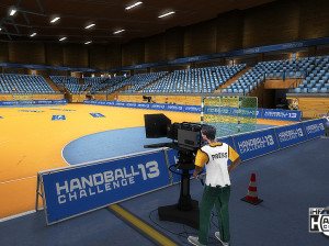 IHF Handball Challenge 13 - PS3