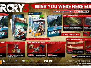 Far Cry 3 : Insane Edition ULC Pack - PS3
