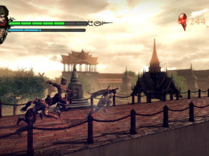 Ong-Bak Tri - Xbox 360