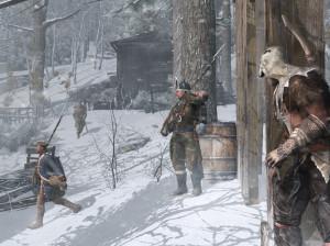 Assassin's Creed III : La Tyrannie du Roi Washington - Episode 1 : Déshonneur - PC