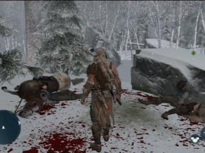 Assassin's Creed III : La Tyrannie du Roi Washington - Episode 1 : Déshonneur - Wii U