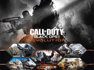 Call of Duty : Black Ops II - Revolution - Xbox 360
