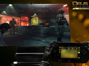 Deus Ex : Human Revolution Director's Cut - Wii U