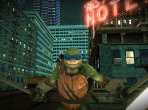 Teenage Mutant Ninja Turtles : Out of the Shadows - PC