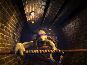 Teenage Mutant Ninja Turtles : Out of the Shadows - PS3