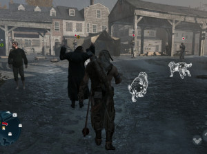 Assassin's Creed III : La Tyrannie du Roi Washington - Episode 2 : Trahison - Wii U