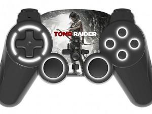 Manette sans fil licenciée Tomb Raider - PC