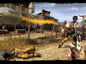 Call of Juarez : Gunslinger - PS3