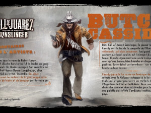 Call of Juarez : Gunslinger - Xbox 360