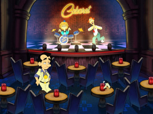 Leisure Suit Larry 1 : The Land of the Lounge Lizards Reloaded - PC