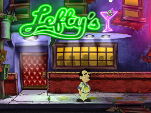 Leisure Suit Larry 1 : The Land of the Lounge Lizards Reloaded - PS3