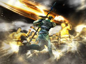 Dynasty Warriors 8 - Xbox 360
