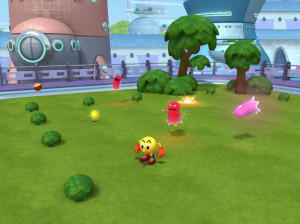 Pac-Man and the Ghostly Adventures - PS3