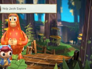 Jacob Jones and the Bigfoot Mystery - Episode 1 - PSVita