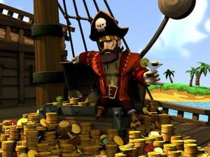 Pirates vs Corsairs : Davy Jones' Gold - PC