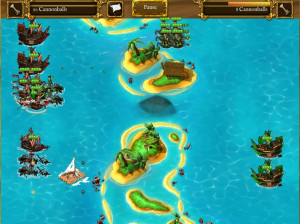 Pirates vs Corsairs : Davy Jones' Gold - PC
