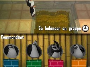 Les Pingouins de Madagascar - 3DS
