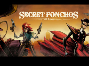 Secret Ponchos - PS4