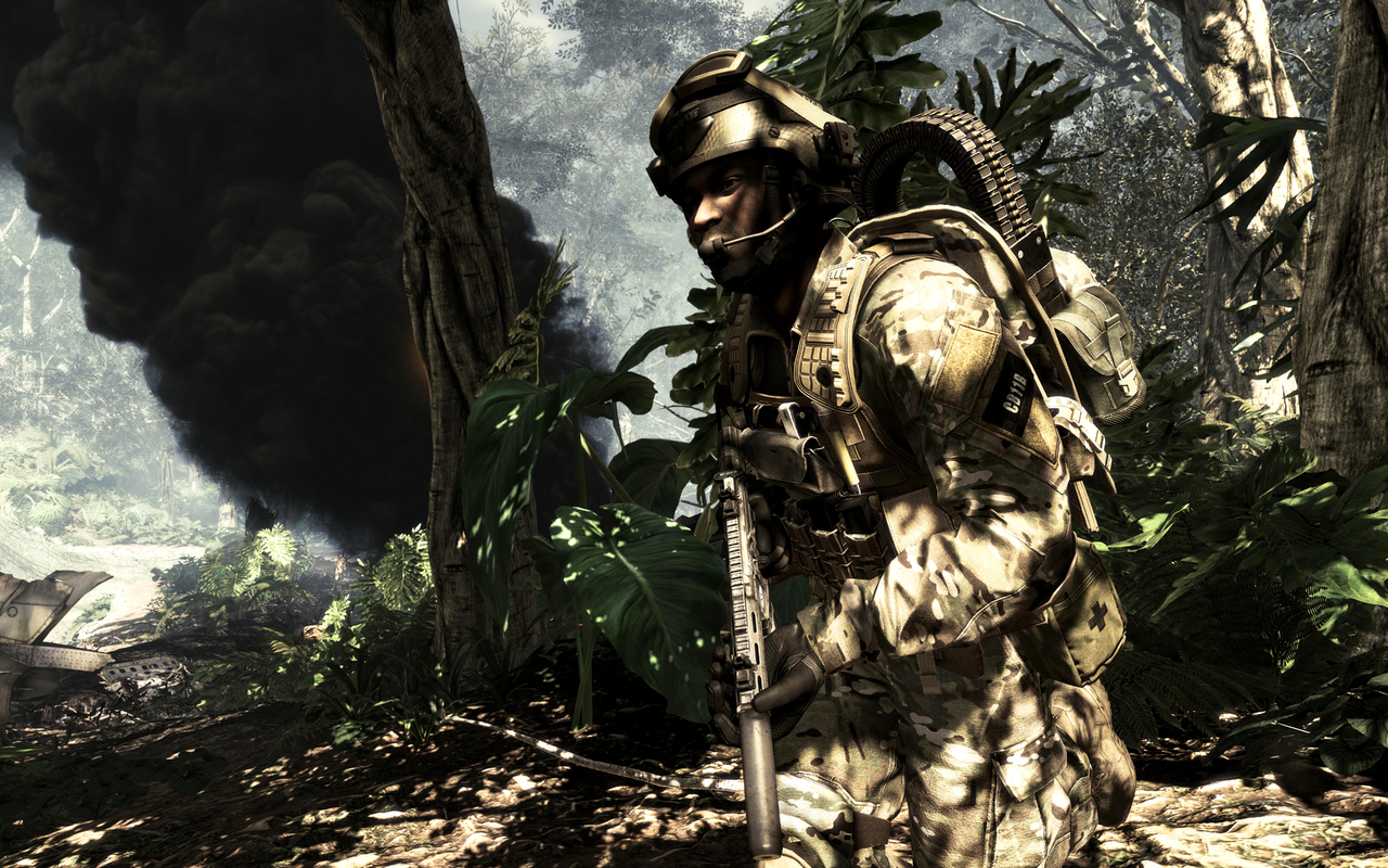 Call of Duty : Ghosts - Xbox 360