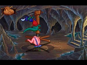 Blazing Dragons - PlayStation