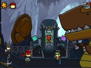 Scribblenauts Unmasked : A DC Adventure - Wii U