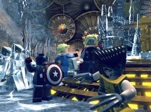Lego Marvel Super Heroes - L'Univers En Péril - 3DS