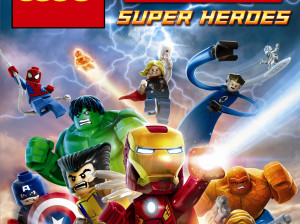 Lego Marvel Super Heroes - L'Univers En Péril (DS)