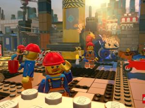 La Grande Aventure Lego - Le Jeu Vidéo - PS4