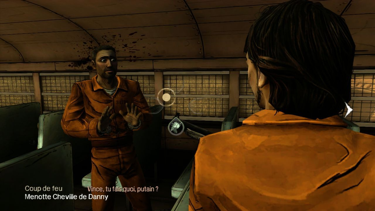 The Walking Dead : 400 days - Xbox 360