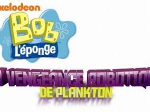 Bob L'éponge : La Vengeance Robotique de Plankton - 3DS
