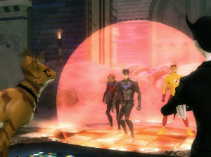 Young Justice : Legacy - Wii U