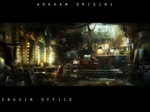 Batman : Arkham Origins - PS3