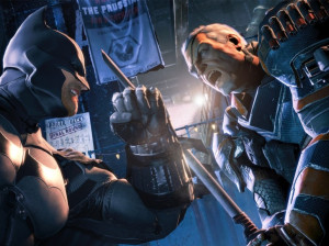 Batman : Arkham Origins - Wii U