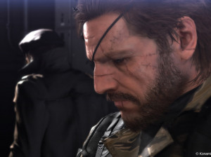 Metal Gear Solid V : The Phantom Pain - Xbox 360