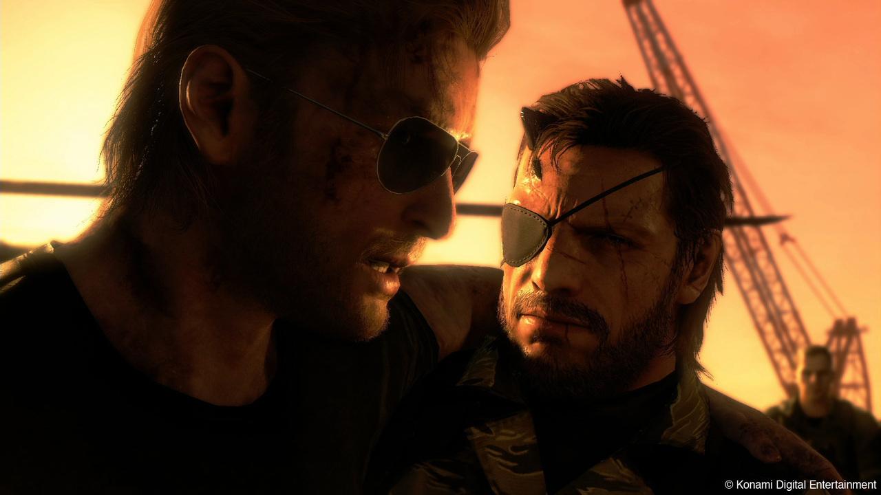 Metal Gear Solid V : The Phantom Pain - Xbox 360