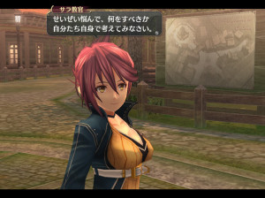 The legend of Heroes: Sen no Kiseki - PS3