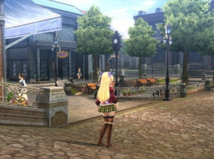 The legend of Heroes: Sen no Kiseki - PSVita